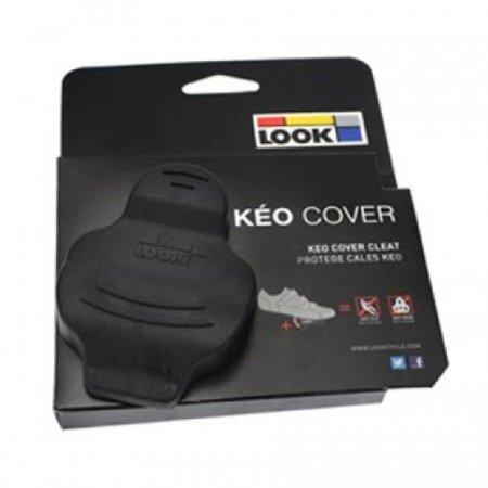 LOOK Look Keo Schoenplaat beschermer (Zwart)