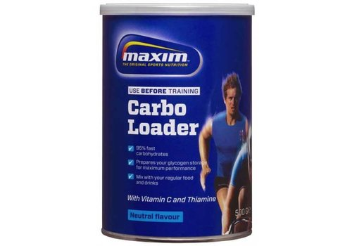 Maxim Carboloader (500gr) Neutraal
