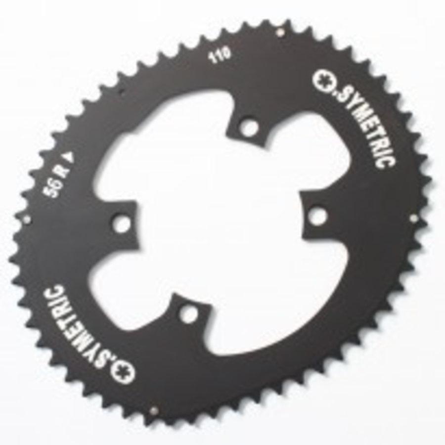 O-Symetric Kettingblad Race Compact Shimano (4 gaats)