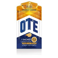 OTE Energy Drink Sachet (43gr) Sportdrank