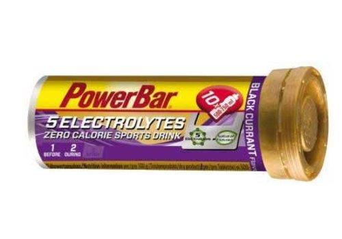 Powerbar Electrolyte Tabs (10 tabs)