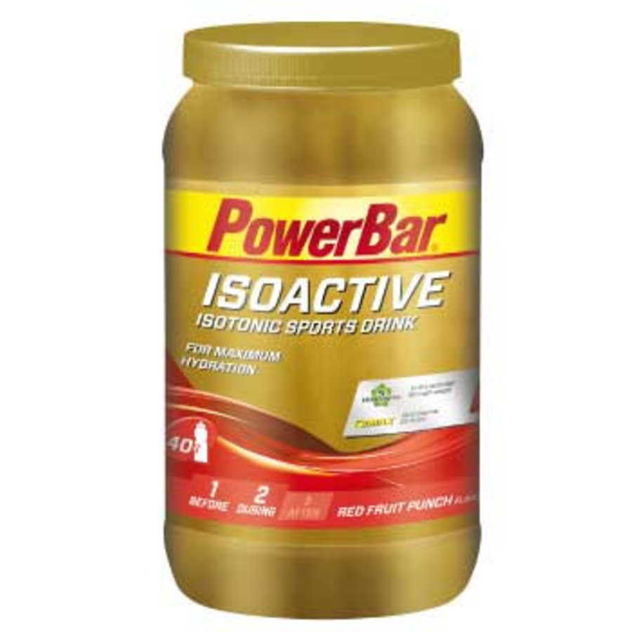 Powerbar Isoactive (1320gr) Dorstlesser