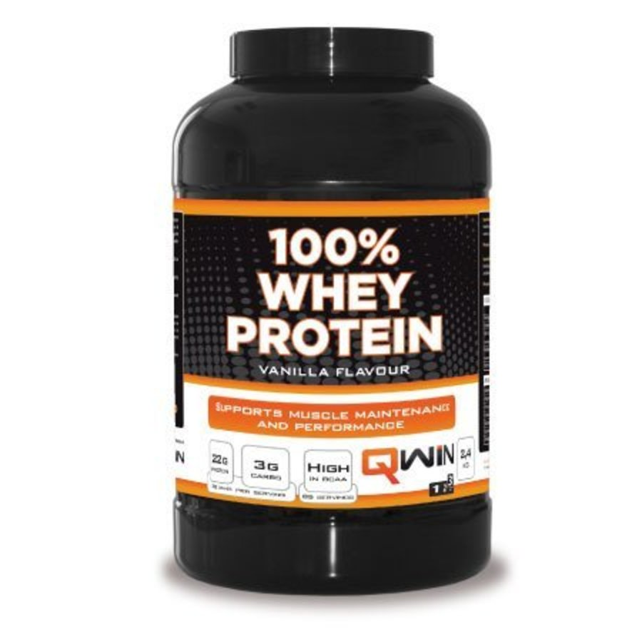 QWIN 100% Whey Protein (2400gr)