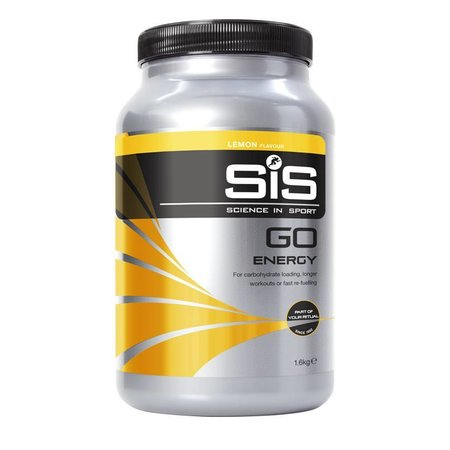 SIS (Science in Sports) SIS Go Energy (1600gr) Energiedrank