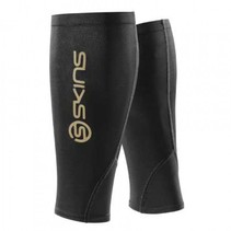 Skins Essentials Calf Tights MX Gold Compressietubes Goud