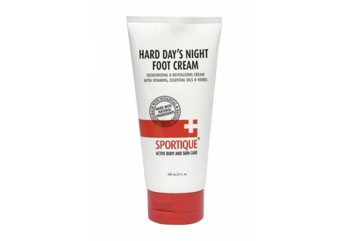 Sportique Foot Cream Hard Day's Night