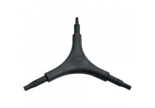 PRO Y-Sleutel Inbus 4,5,6 mm