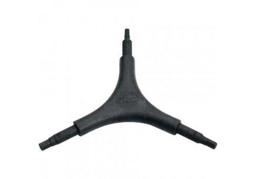 Y-Sleutel Inbus 4,5,6 mm