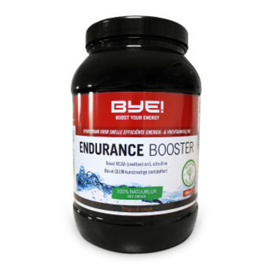 BYE! Endurance Booster Sportdrank (1kg) Tropicana