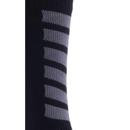 Sealskinz Sealskinz Mid Weight Mid Length Hydrostop sokken Zwart