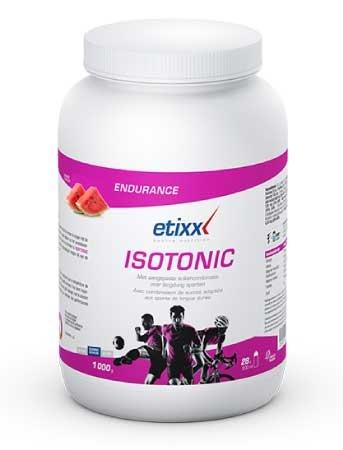 Nieuw : Etixx Istonic Drink smaak Lemon
