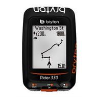 Bryton Rider 330T/TOTAAL GPS Fietscomputer