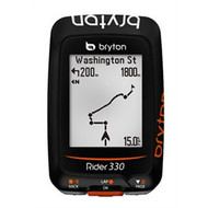Bryton Bryton Rider 330H/HARTSLAG GPS Fietscomputer