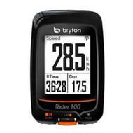 Bryton Rider 100H/HARTSLAG GPS Fietscomputer