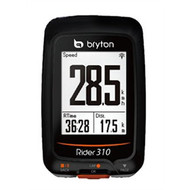 Bryton Rider 310H/HARTSLAG GPS Fietscomputer