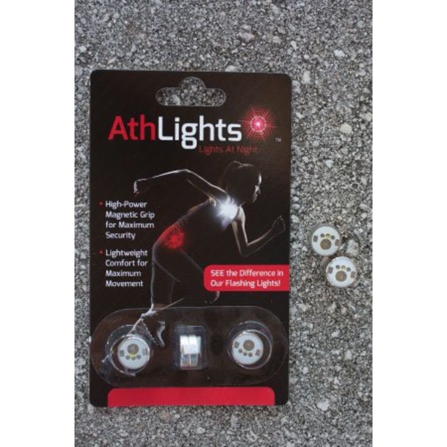 Athlight LED Safety Light (2 lampjes)-3
