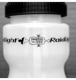 Raidlight Press-to-drink bidon (650ml)