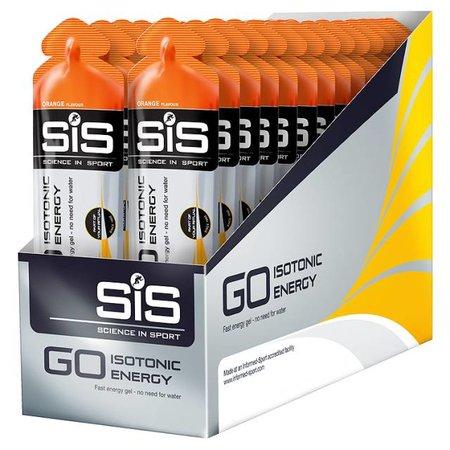 SIS (Science in Sports) SIS Isotonic Gel DOOS (30stuks)