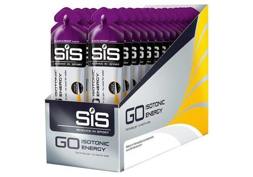 SIS Isotonic Gel DOOS (30stuks)