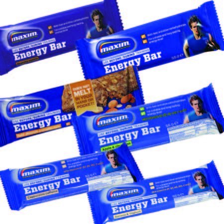 Maxim Maxim Energierepen proefpakket