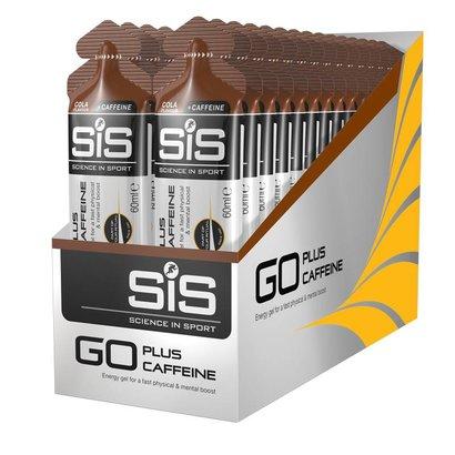 SIS (Science in Sports) SIS Energiegel Cafeine DOOS (30stuks)