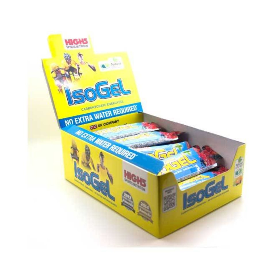 High5 Isogel DOOS (25 stuks)-1