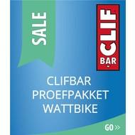 Clifbar Proefpakket Wattbike Amsterdam