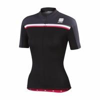 thumb-Sportful Allure Fietsshirt met korte mouwen-2