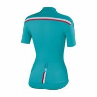 thumb-Sportful Allure Fietsshirt met korte mouwen-5