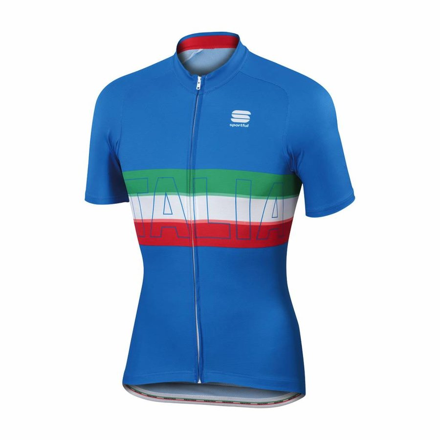 Sportful Italia Fietsshirt met korte mouwen