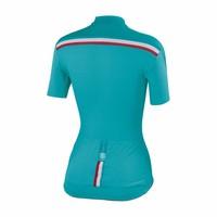 thumb-Sportful Allure Fietsshirt met korte mouwen-15
