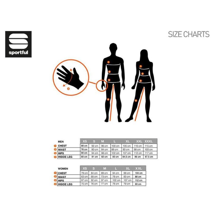 Sportful Bodyfit Ultralight Fietsshirt met korte mouwen-100