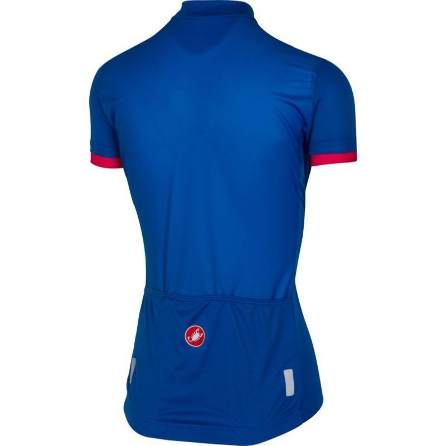 Castelli Anima Dames Fietsshirt met korte mouwen-55