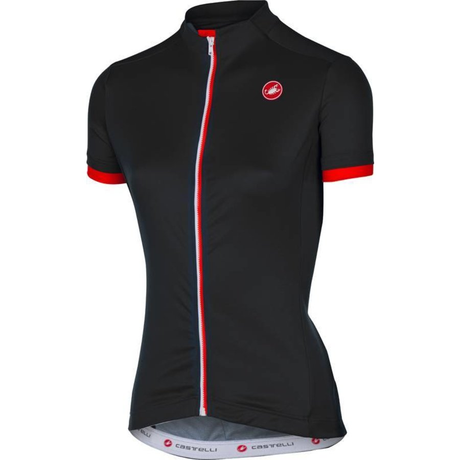 Castelli Anima Dames Fietsshirt met korte mouwen-116