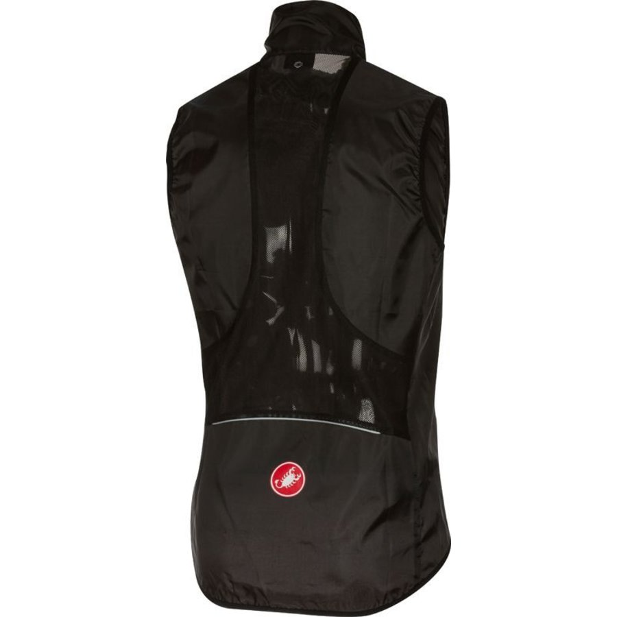 Castelli Squadra Long Vest Windbody-98