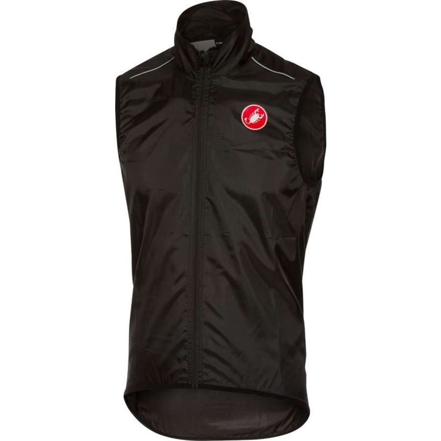 Castelli Squadra Long Vest Windbody-100