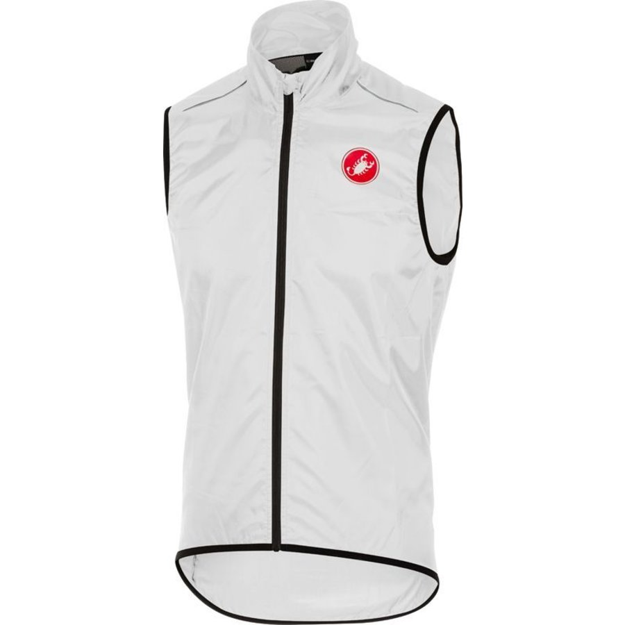 Castelli Squadra Long Vest Windbody-101