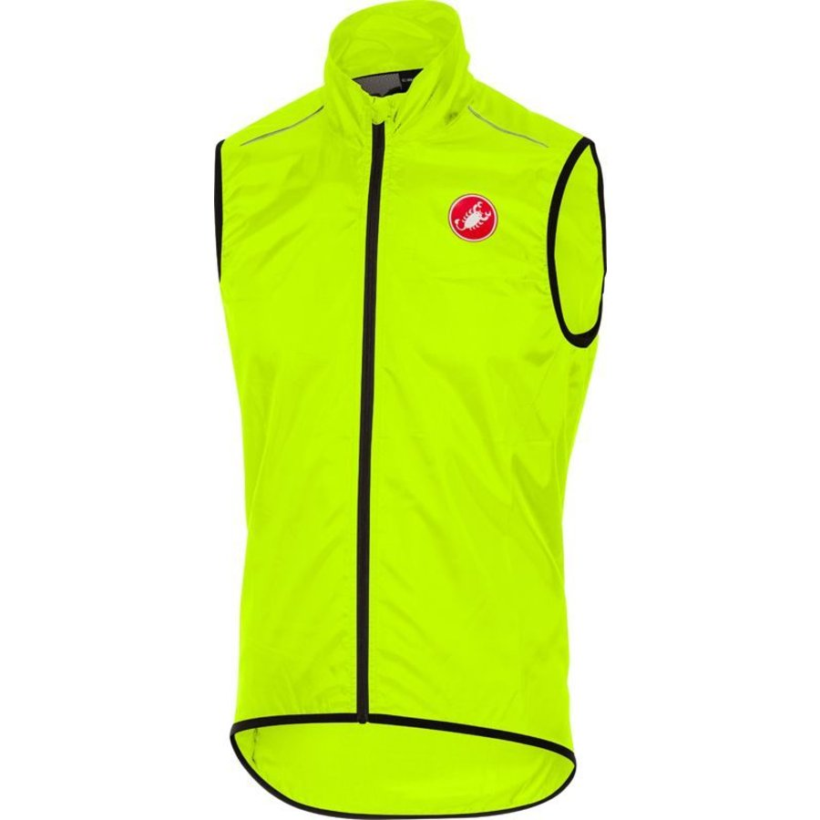 Castelli Squadra Long Vest Windbody-104