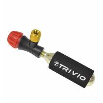 Trivio Kit - Houder met Co2 cartridge (16gr)