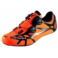 Vittoria Ikon Pro Racefietsschoen (Oranje - Zwart)