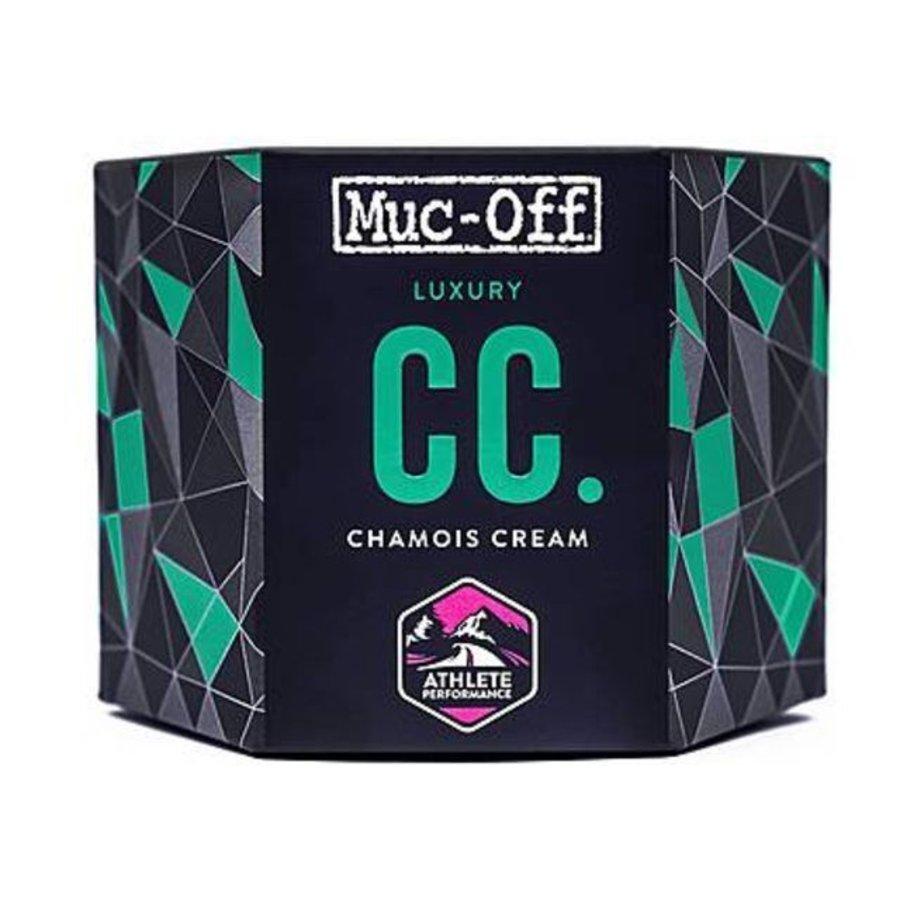 Muc Off Chamois Creme (250 ml) voor zitvlak bij fietsen