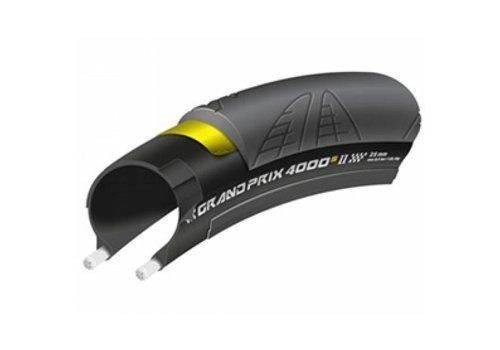 Continental Grand Prix 4000S II (zwart) Vouwband