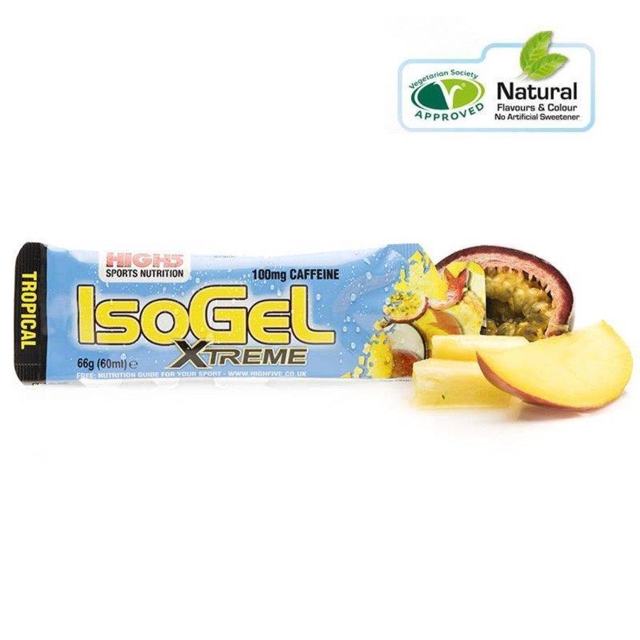 High5 Isogel Xtreme (60ml) Tropical
