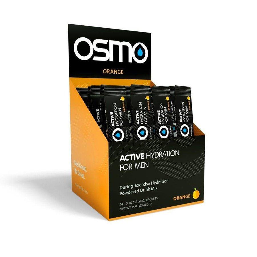 Osmo Active Hydratatie sachet voor mannen (24x20 gr)