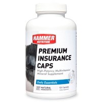 Hammer Nutrition Premium Insurance Caps (120caps)