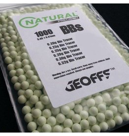 Geoffs Natural Precision 0.30 BIO 1000 Tracer BB's