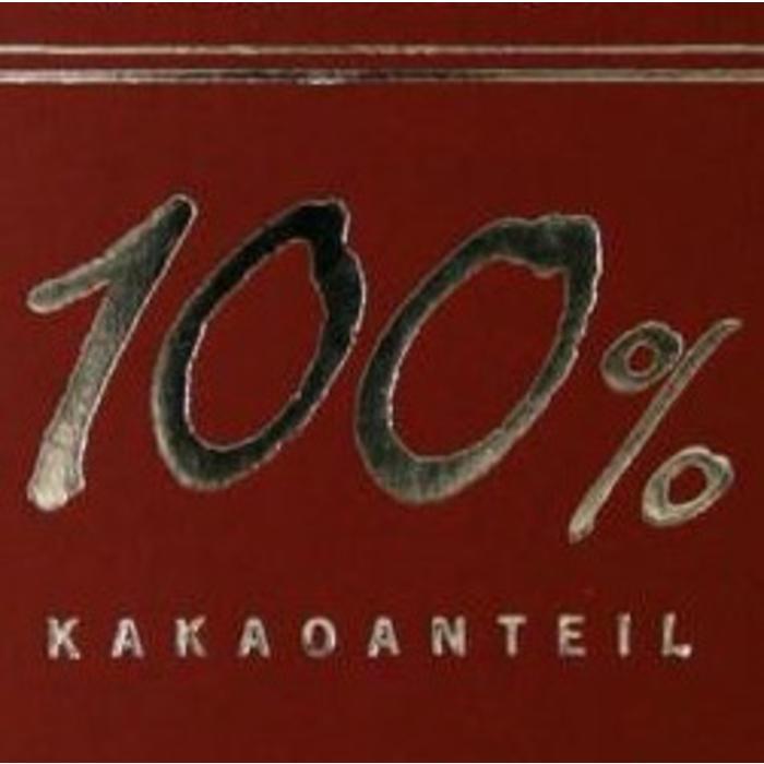 100% Schokolade