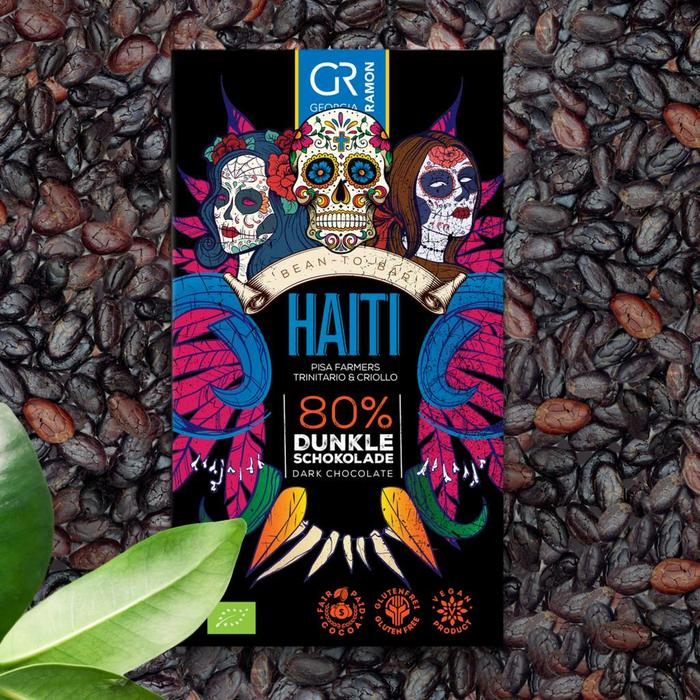 - Haiti 80 %