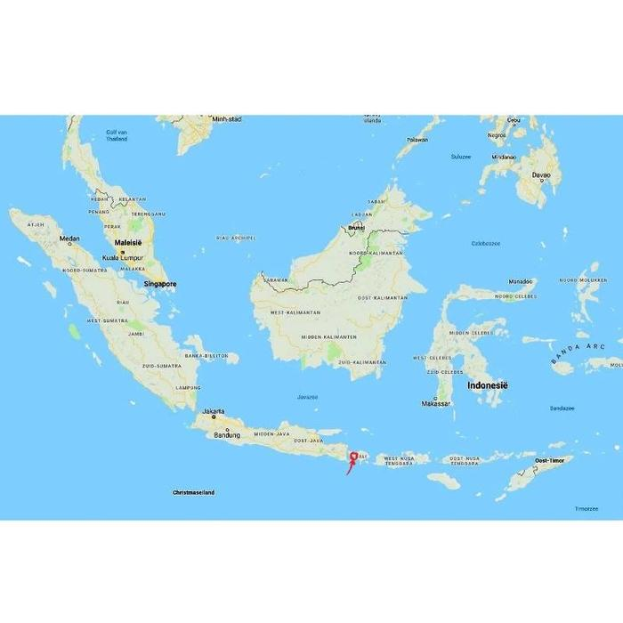 - Pulukan Bali 85%, 50g