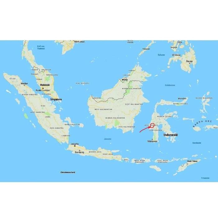 - Saludengen Sulawesi 75%, 50g